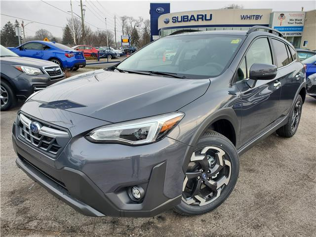 2021 Subaru Crosstrek Limited (Stk: 21S124) in Whitby - Image 1 of 16
