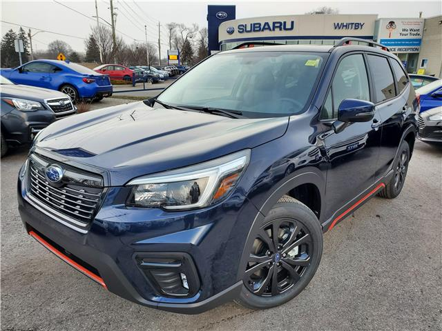2021 Subaru Forester Sport (Stk: 21S268) in Whitby - Image 1 of 15