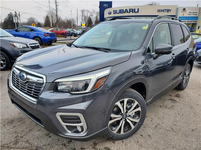 2021 Subaru Forester Limited (Stk: 21S209) in Whitby - Image 1 of 15