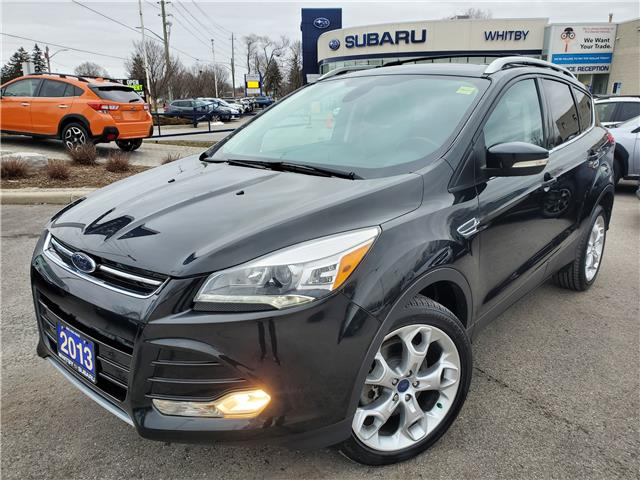 2013 Ford Escape Titanium (Stk: 21S306A) in Whitby - Image 1 of 21