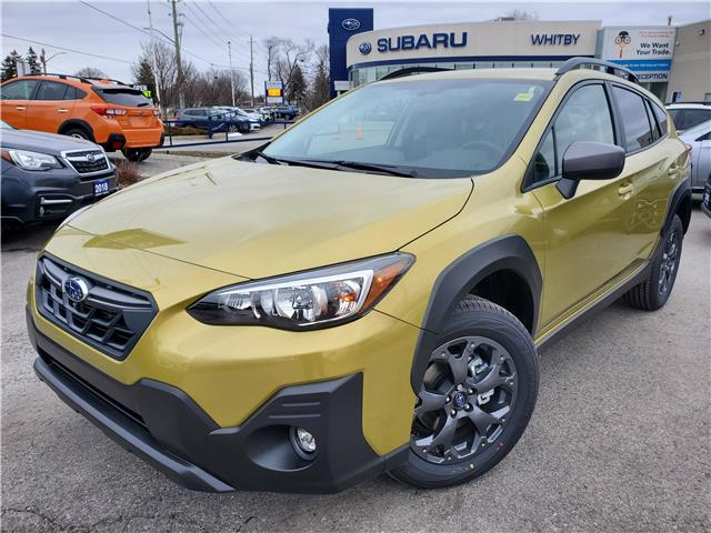 2021 Subaru Crosstrek Outdoor (Stk: 21S243) in Whitby - Image 1 of 14