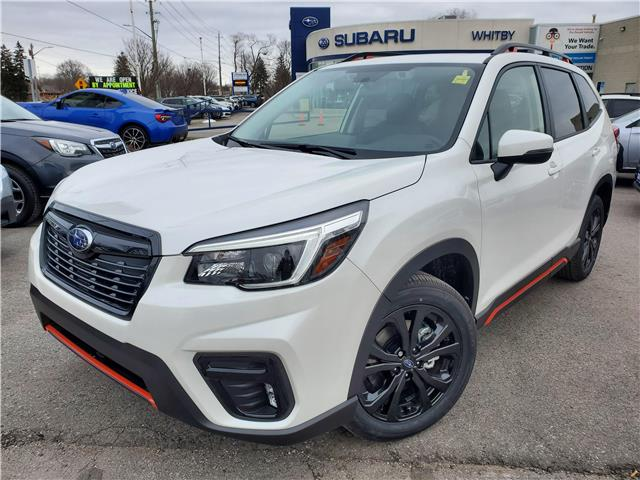 2021 Subaru Forester Sport (Stk: 21S334) in Whitby - Image 1 of 15