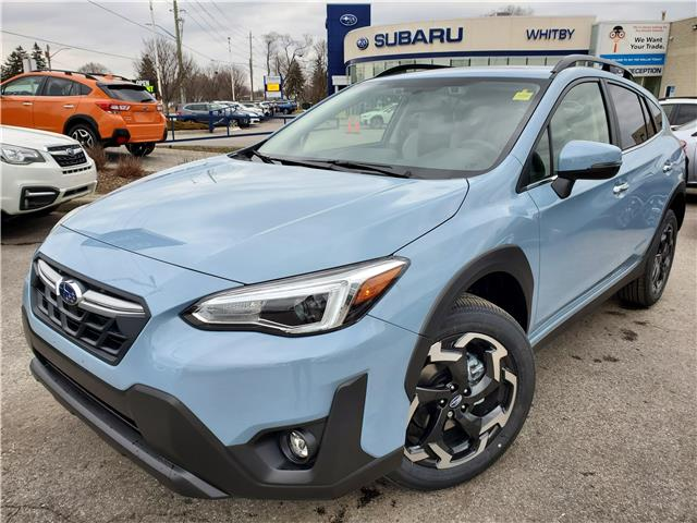 2021 Subaru Crosstrek Limited (Stk: 21S349) in Whitby - Image 1 of 15