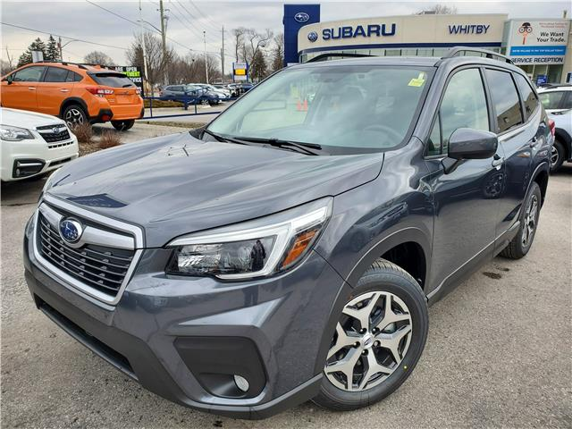 2021 Subaru Forester Touring (Stk: 21S165) in Whitby - Image 1 of 17