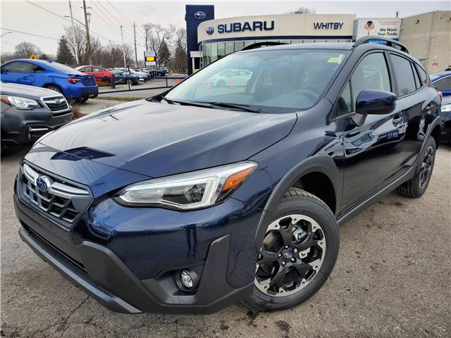 2021 Subaru Crosstrek Sport (Stk: 21S152) in Whitby - Image 1 of 9