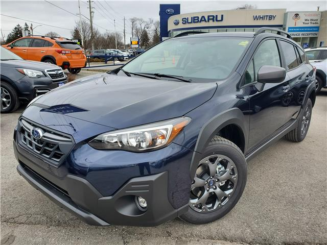 2021 Subaru Crosstrek Outdoor (Stk: 21S409) in Whitby - Image 1 of 14