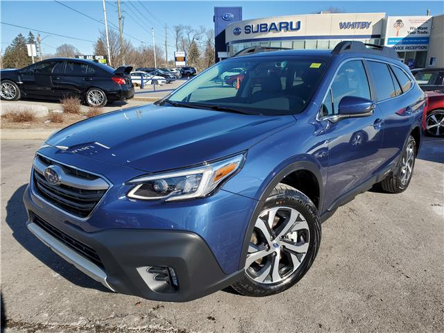 2021 Subaru Outback Limited (Stk: 21S342) in Whitby - Image 1 of 16