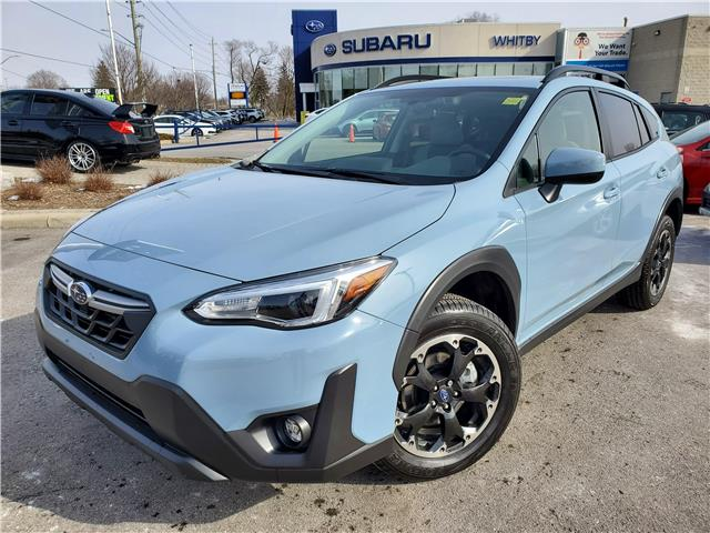 2021 Subaru Crosstrek Sport (Stk: 21S189) in Whitby - Image 1 of 9