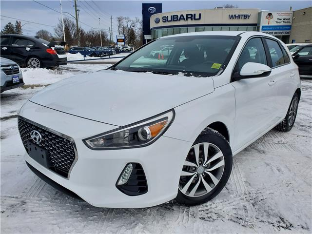 2018 Hyundai Elantra GT GL (Stk: 21S293A) in Whitby - Image 1 of 19