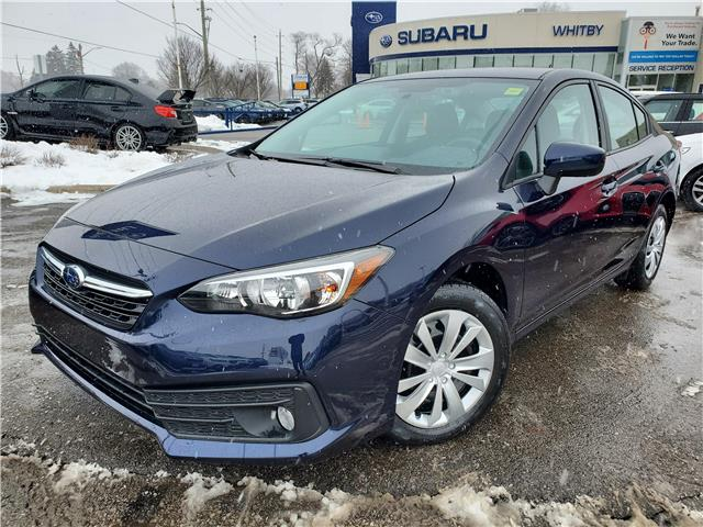 2021 Subaru Impreza Convenience (Stk: 21S386) in Whitby - Image 1 of 16