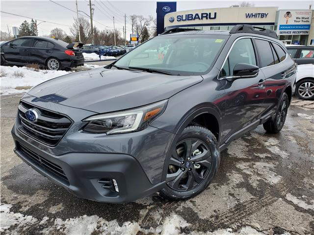 2021 Subaru Outback Outdoor XT (Stk: 21S389) in Whitby - Image 1 of 16