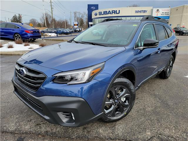 2021 Subaru Outback Outdoor XT (Stk: 21S388) in Whitby - Image 1 of 16