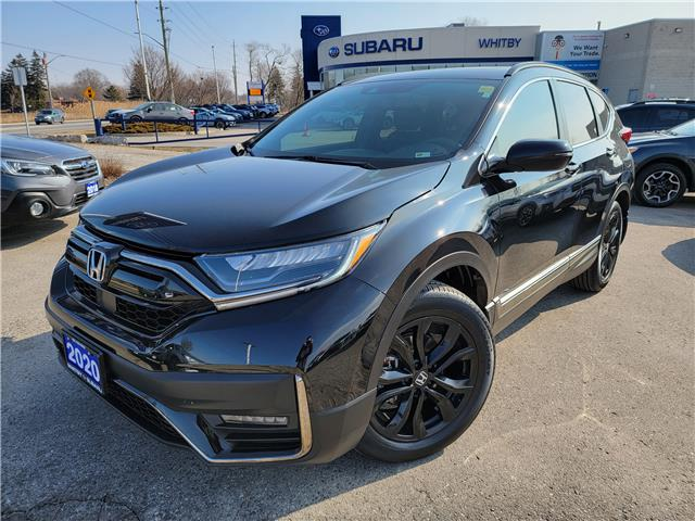2020 Honda CR-V Black Edition (Stk: 20S1072A) in Whitby - Image 1 of 20