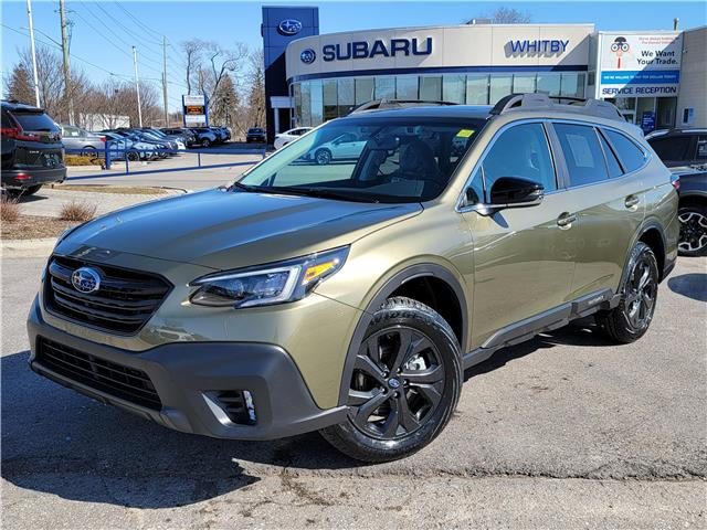 2021 Subaru Outback Outdoor XT (Stk: 21S458) in Whitby - Image 1 of 16