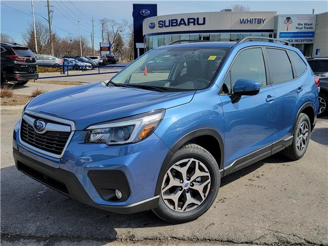 2021 Subaru Forester Touring (Stk: 21S320) in Whitby - Image 1 of 17