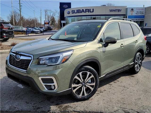 2021 Subaru Forester Limited (Stk: 21S340) in Whitby - Image 1 of 15