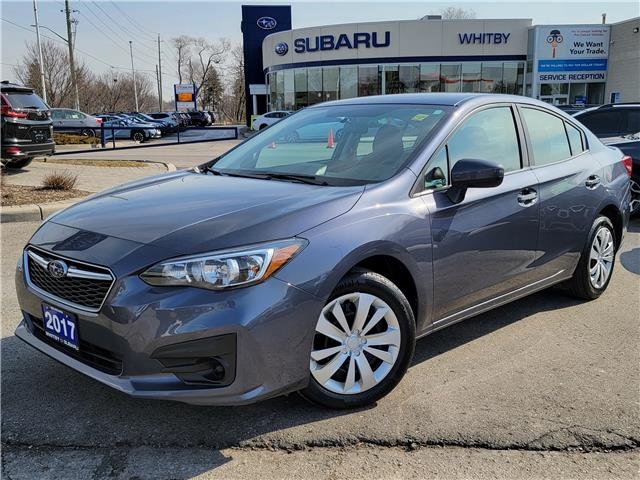 2017 Subaru Impreza Convenience (Stk: 21S297B) in Whitby - Image 1 of 20