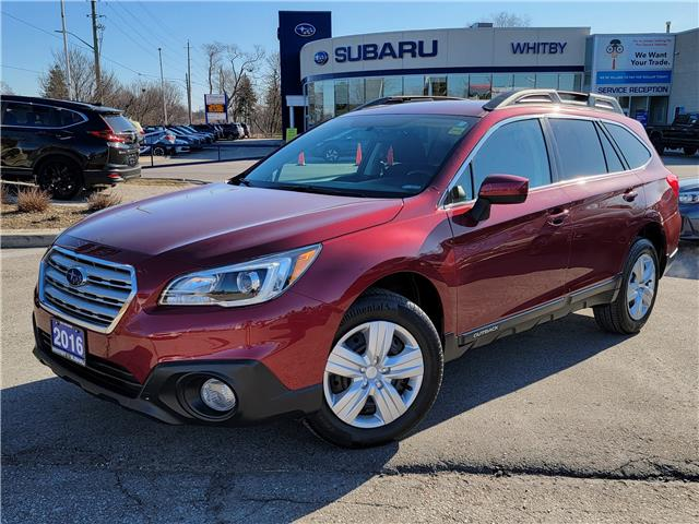 2016 Subaru Outback 2.5i (Stk: 20S1113A) in Whitby - Image 1 of 18
