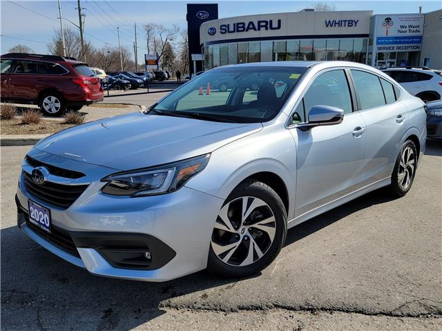 2020 Subaru Legacy Touring (Stk: U4055P) in Whitby - Image 1 of 20