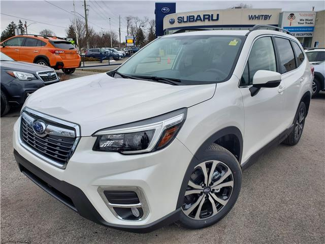 2021 Subaru Forester Limited (Stk: 21S500) in Whitby - Image 1 of 15