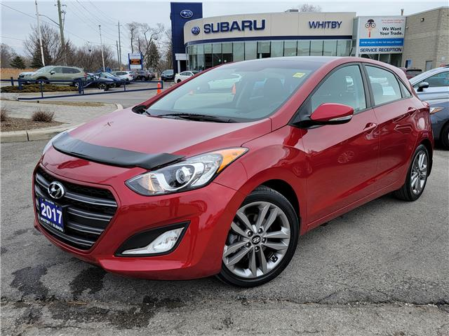 2017 Hyundai Elantra GT GLS Tech (Stk: 21S319A) in Whitby - Image 1 of 19