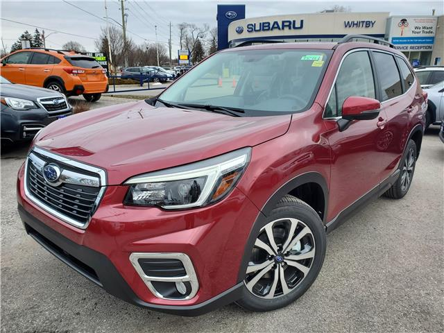 2021 Subaru Forester Limited (Stk: 21S509) in Whitby - Image 1 of 15