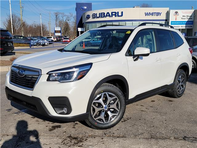 2021 Subaru Forester Touring (Stk: 21S533) in Whitby - Image 1 of 17