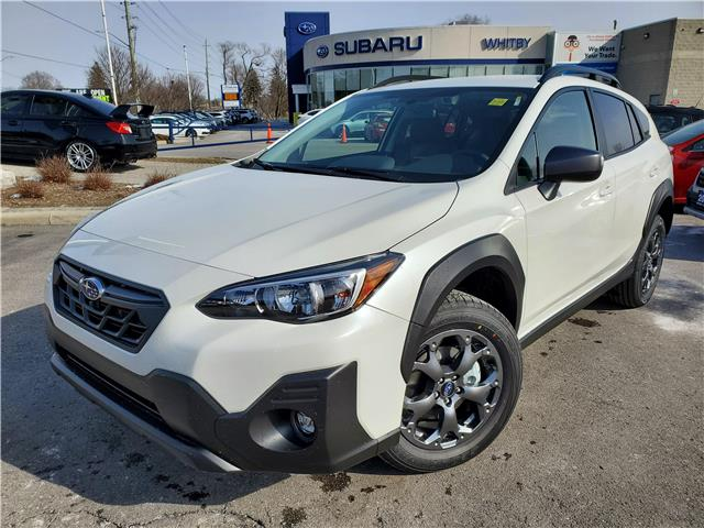 2021 Subaru Crosstrek Outdoor (Stk: 21S525) in Whitby - Image 1 of 14