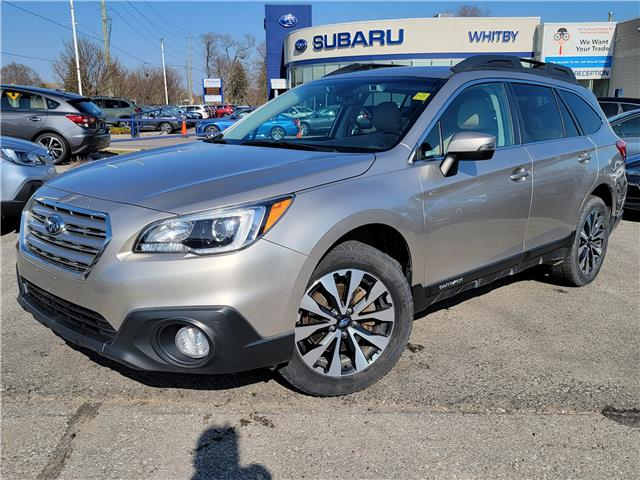 2017 Subaru Outback 3.6R Limited (Stk: 21S516A) in Whitby - Image 1 of 19