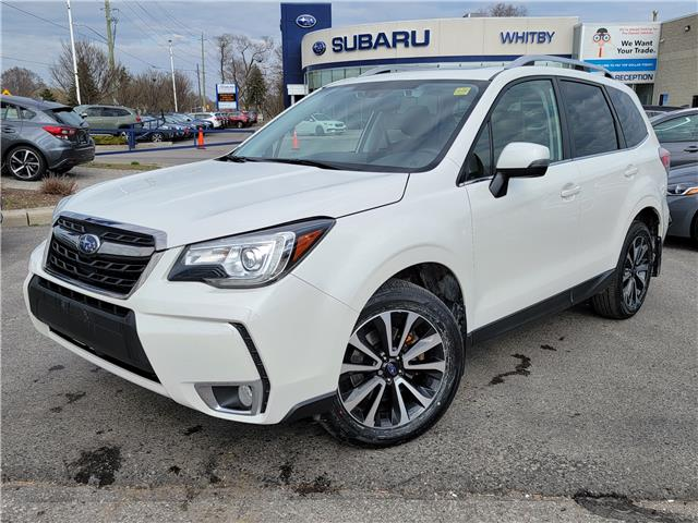 2018 Subaru Forester 2.0XT Limited (Stk: 21S350A) in Whitby - Image 1 of 20