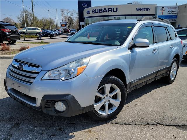 2013 Subaru Outback 2.5i Touring Package (Stk: 21S343AA) in Whitby - Image 1 of 9