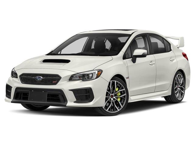 2021 Subaru WRX STI Sport-tech w/Wing (Stk: 21S561) in Whitby - Image 1 of 9