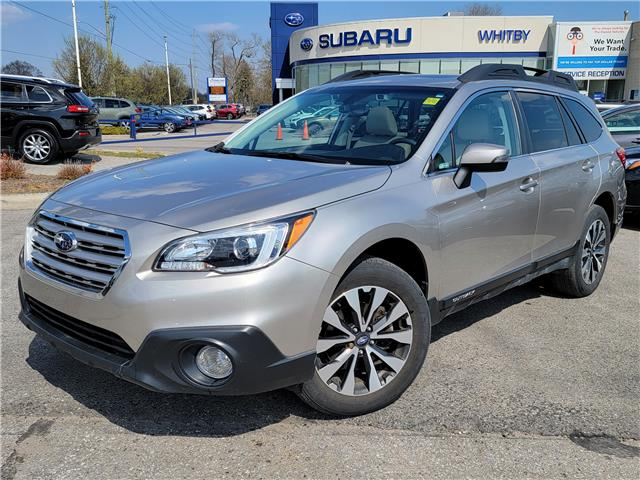2017 Subaru Outback 3.6R Limited (Stk: 21S166A) in Whitby - Image 1 of 19