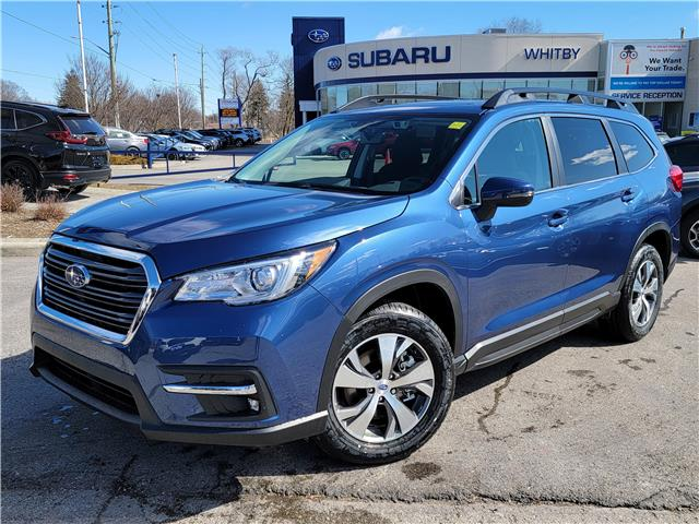2021 Subaru Ascent Touring (Stk: 21S599) in Whitby - Image 1 of 18