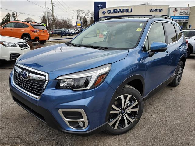 2021 Subaru Forester Limited (Stk: 21S593) in Whitby - Image 1 of 15