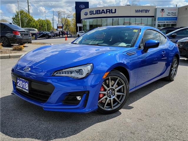 2018 Subaru BRZ Sport-tech RS (Stk: 21S535A) in Whitby - Image 1 of 17