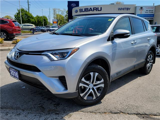 2016 Toyota RAV4 LE (Stk: 21S127A) in Whitby - Image 1 of 14
