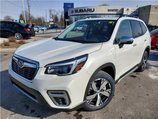 2021 Subaru Forester Premier (Stk: 21S637) in Whitby - Image 1 of 15