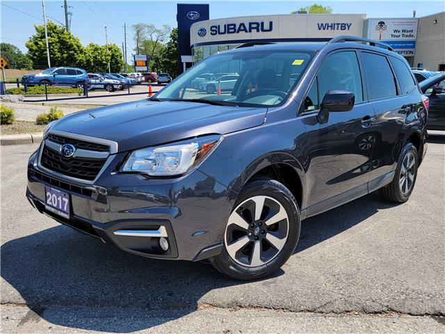 2017 Subaru Forester 2.5i Touring (Stk: 21S320A) in Whitby - Image 1 of 13