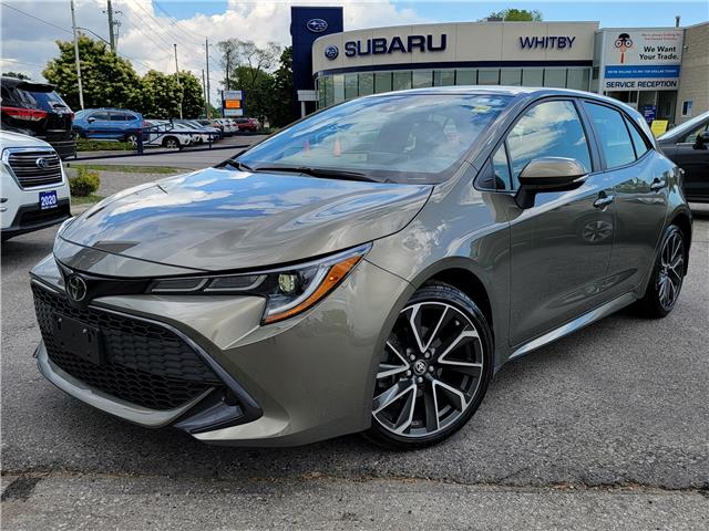 2019 Toyota Corolla Hatchback Base (Stk: 21S643A) in Whitby - Image 1 of 16