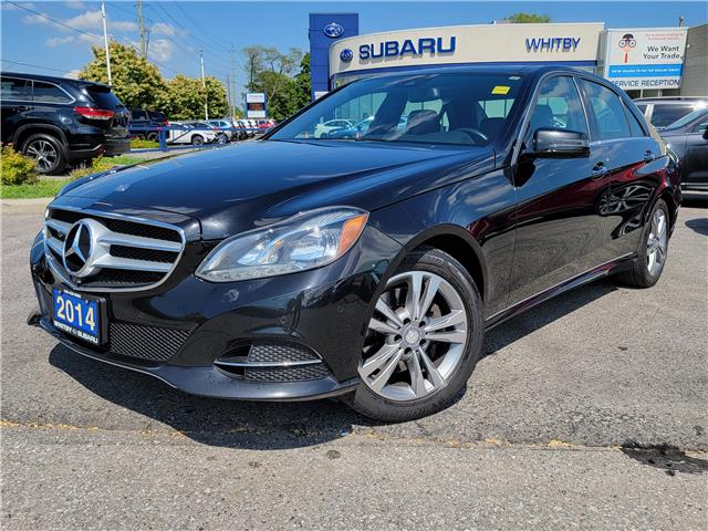 2014 Mercedes-Benz E-Class Base (Stk: 21S545A) in Whitby - Image 1 of 17