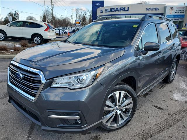 2021 Subaru Ascent Limited (Stk: 21S749) in Whitby - Image 1 of 16