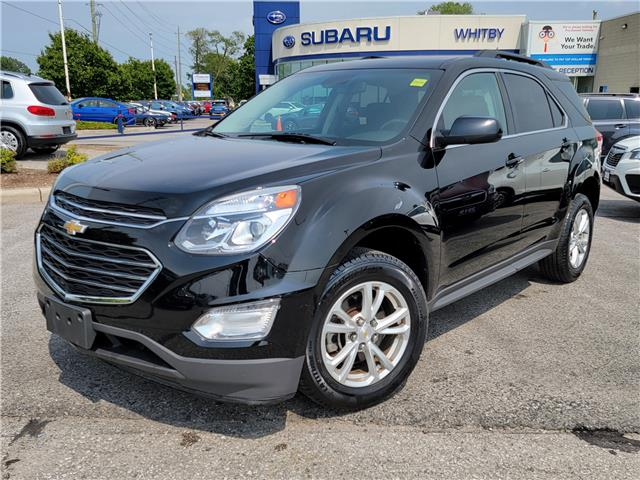2017 Chevrolet Equinox LT (Stk: 21S703AA) in Whitby - Image 1 of 17