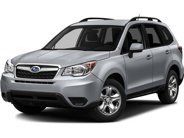 2015 Subaru Forester 2.5i (Stk: U4212P) in Whitby - Image 1 of 1