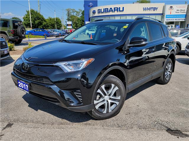 2017 Toyota RAV4 LE (Stk: 21S709A) in Whitby - Image 1 of 18