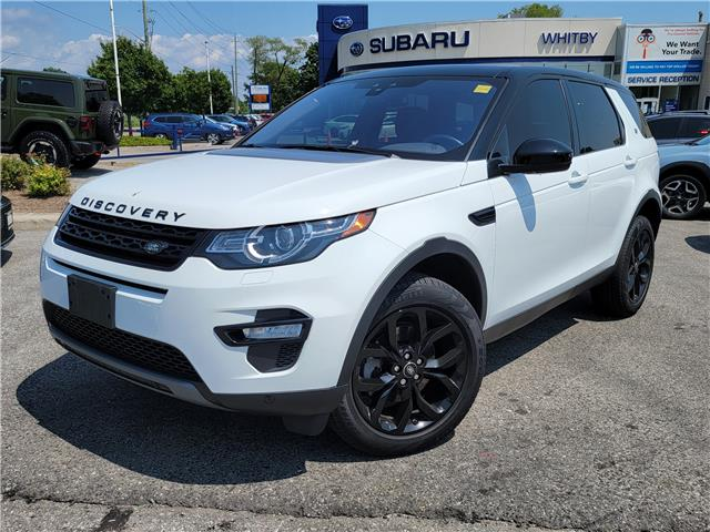 2018 Land Rover Discovery Sport HSE (Stk: 21S745A) in Whitby - Image 1 of 21