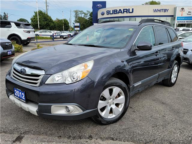 2012 Subaru Outback 2.5i Touring Package (Stk: 21S722AA) in Whitby - Image 1 of 20