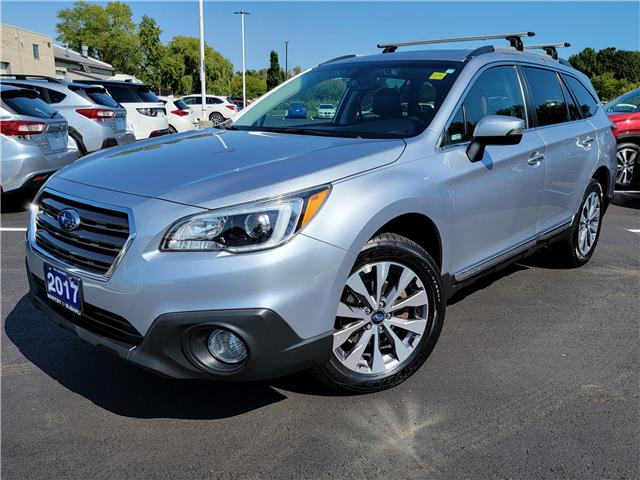 2017 Subaru Outback 2.5i Premier Technology Package (Stk: U4245P) in Whitby - Image 1 of 21