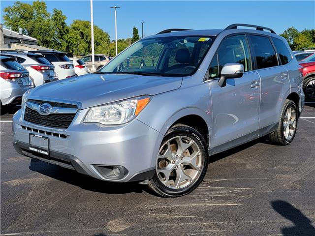 2016 Subaru Forester 2.5i Limited Package (Stk: 21S742AA) in Whitby - Image 1 of 9
