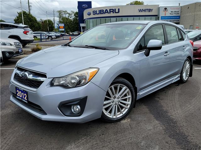 2012 Subaru Impreza 2.0i Sport Package (Stk: 21S552A) in Whitby - Image 1 of 18